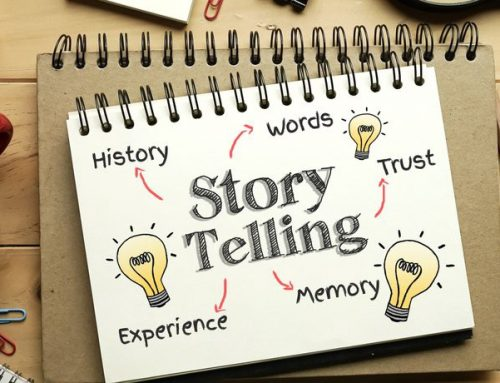 Make Storytelling Do The Marketing For You